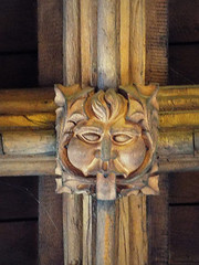 Norfolk, Norwich, St Peter Mancroft Church (The Company of the Green Man) Tags: green greenman norfolk norwich