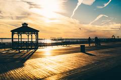 The Visible Spectrum (JMJ Cinematics) Tags: coneyisland nyc newyorkcity brooklyn sunset nuevayork ny newyork canon landscape clouds sky skies boardwalk beach sun jmjcinematics josemiranda water sand goldenhour visiblespectrum light