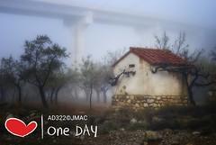 IMG_20161125_214816 (Jos-Martn Antn Crespo) Tags: niebla alberca puente rambla ghost fantasma ademuz rincndeademuz valencia espaa es 2016
