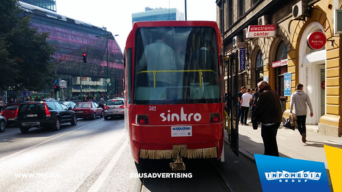Info Media Group - SINCRO namještaj, BUS Outdoor Advertising, 09-2016 (2)