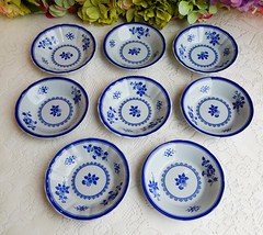 Spode Bowls ~ New Stone ~ Gloucester Y2989 (Donna's Collectables) Tags: spode bowls gloucester y2989 thanksgiving christmas