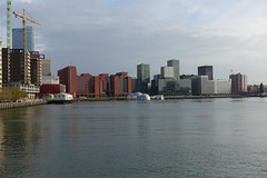 Rijnhaven @ Wilhelminapier @ Kop van Zuid @ Rotterdam (*_*) Tags: rotterdam netherlands nederland europe city october 2016 autumn fall automne kopvanzuid island wilhelminapier rijnhaven port