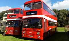 1397 NRN397P (PD3.) Tags: 1397 nrn397p nrn 397p letland atlantean roe park royal ribble rvpt vehicle preservation trust bus buses lytham hall st annes lancashire classic blackpool