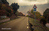 40 (David Cucalón) Tags: davidcucalon cucalon montseny autumn otoño carretera road bosque forest traffic signals señalesdetrafico landscape paisaje