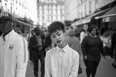Look at me now (T?M) Tags: portrait girl paris chteau rouge canon 5d mark iii