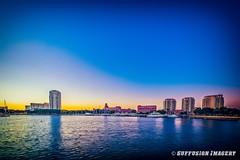 10-10-2015_19.15.22--D700-02-device-2000-wm (iSuffusion) Tags: bower14mm28 d700 clouds downtown florida longexposure nikon stpetersburg sunset