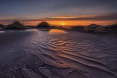 Texturas en Stokksnes (Toni_pb) Tags: nikon d810 nikkor1424f28 iceland islandia landscape sunset contrast minimalist sky sand water outdoor serenity