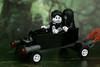 Spooky Boy's Coffin Car (Lesgo LEGO Foto!) Tags: lego minifig minifigs minifigure minifigures collectible collectable legophotography omg toy toys legography fun love cute coolminifig collectibleminifigures collectableminifigure series16 series 16 spookyboy spooky boy girl spookygirl coffincar coffin car