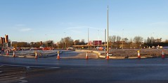 A41 changes,  Bicester,  December 2016 (sbally1) Tags: a41 bicester