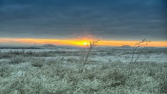 OCT_5134s (savillent) Tags: tuktoyaktuk nwt northwest territories canada arctic north landscape photography travel sunset tundra clouds winter environment climate isolation mystical alien snow savillent francis anderson november 2016