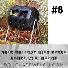 For the Gardeners…Yimby Tumbler Composter | Douglas E. Welch Gift Guide 2016 #8 #garden #compost #grow #gardener (dewelch) Tags: ifttt instagram for gardeners…yimby tumbler composter | douglas e welch gift guide 2016 8 garden compost grow gardener