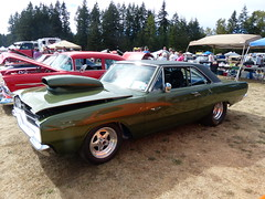 1969 Dodge Dart (bballchico) Tags: 1969 dodge dart dragcar racecar arlingtoncarshow carshow 1960s 206 washingtonstate arlingtonwashington