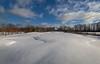 Random Shot 087 - White ChristmasThis Year (JimP (in Sarnia)) Tags: white xmas christmas snow golf course