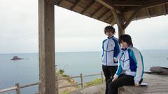 DSC04493.jpg (elyuu) Tags: freeiwatobiswimclub nagisa hazuki haruka nanase makoto tachibana iwami japan cosplay