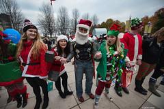 DSC_0966 (critter) Tags: santacon2016 santacon santa bean cloudgate millenniumpark christmas pubcrawl caroling chicago chicagosantacon artinstituteofchicago