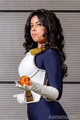 The Princess of all Saiyans (dgwphotography) Tags: cosplay nycc nycc2016 newyorkcomiccon 70200mmf28gvrii nikond600 nikoncls