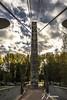 332 de 365 (pico_de_la_miel) Tags: simetría tirantes puente proyecto365photos león bernesga otoño
