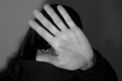 Sen medo - Fearless (Gato M) Tags: fearless nobember25 machismo violencia rechazo portrait retrato she ella mujer