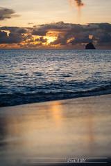 Martinique - Sainte Luce (Ben.2BR) Tags: 201611mebt corpsdegarde couchdesoleil diamant rocherdudiamant sainteluce sunset