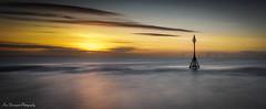 Crosby Beach-3.jpg (Ken Davenport Photography) Tags: north west lancashire liverpool anthony gormley wind farm night long exposure