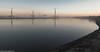 Merseyside Autumn (1 of 16) (andyyoung37) Tags: fiddlersferrypowerstation merseygatewaycrossing runcorn uk wiggisland cheshire cranes sunrise