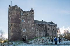 Doune Castle (Sea Pigeon) Tags: outlander scotland doune castle