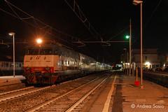 E.444R.095 TI (Andrea Sosio) Tags: e444 e444r 095 tartaruga intercity ic 689 690 655 656 ferroviedellostato trenitalia treno train albenga stazione liguria italia nikond60 andreasosio