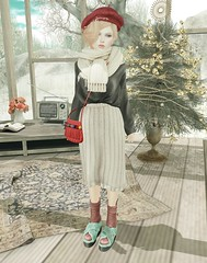 LotD (+Cocoro+) Tags: secondlife fashion ar tram cestlavie vco sleepyeddy wereclosed anc haikei soy