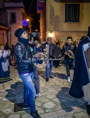 Castelfranci (AV), 2016, Notte della Focalenzia.