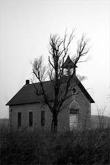 District 34 (3) (d-i-g-i-f-i-x) Tags: school old stone ks kansas prairie peabody marion bichet oneroom 1896