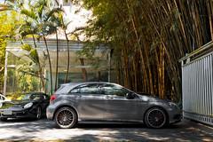 Mercedes-Benz A45 AMG (Jeferson Felix D.) Tags: mercedes benz a45 amg mercedesbenza45amg mercedesbenza45 canon eos 60d canoneos60d 18135mm rio de janeiro riodejaneiro brazil brasil worldcars photography fotografia photo foto camera