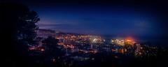 Algiers, Blue hour (Rachid HAKKA) Tags: alger algeria algerie algiers algérie byrachidhakka d7000 d7000nikon nikkor nikond7000 rachidhakka blue ciel cityscape dec2016 decembre2016 night nightscape nikon northafrica outdoor outside riadhelfeth الجزائر ais20mm