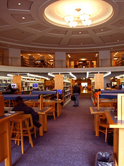 "Denver Library circular study room • <a style=""font-size:0.8em;"" href=""http://www.flickr.com/photos/34843984@N07/14919977943/"" target=""_blank"">View on Flickr</a>"
