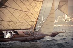 Towards the lighthouse (Pablo Apiolazza) Tags: italy italia sailing sail museo vela trieste nautico barcolana gara 2014 immagini friuliveneziagiulia apzmedia