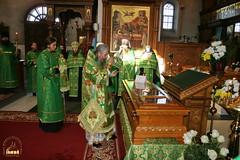 21. Освящение часовни преподобных Арсения и Германа Святогорских