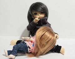 A Doll a Day-5. Silents (SareJolim) Tags: bisou fairyland darak littlefee tinyremy
