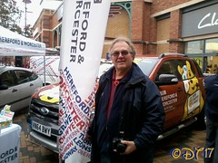 BBC Radio Presenter (daleteague17) Tags: charity broadcast children outside bbc need hereford pudsey worcester childreninneed kidderminster bbcchildreninneed bbcherefordandworcester