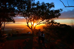 Last of my serious of people watching the sunset on top of Mount Ainslie #humanbrochure #visitcanberra #seeaustralia #mountainslie #sunset #canberra #australia (Wanderlust_73) Tags: sunset australia canberra mountainslie seeaustralia visitcanberra humanbrochure
