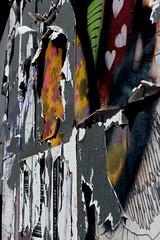 Parede Rasgada (PortalJornalismoESPM.SP) Tags: muro arte rua recortes rasgados