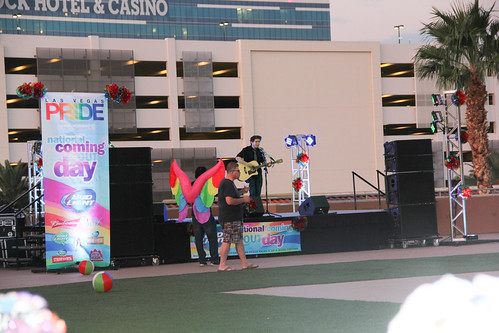 Las Vegas' National Coming Out Day Celebration
