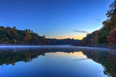 Blue hour reflection 16487 PL (P.E.T. shots) Tags: