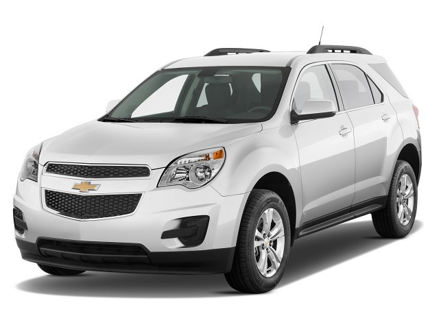 chevrolet review equinox 2015