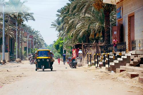 سقارة، الجيزة - إيجيتو (Saqqara, Gizé - Egito)