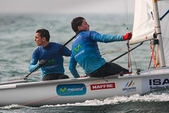 © ISAF Sailing World Cup