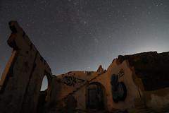 the moon is shining (SpotShot) Tags: longexposure sky night canon way stars eos spain nacht himmel tokina 7d pro mallorca milky f28 116 spanien sterne dx atx milkyway langzeitbelichtung betlem 1116 balearischeinseln 1116mm canoneos7d milchstrase tokinaatx116
