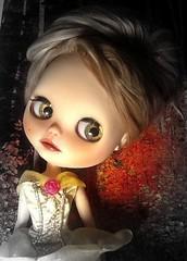 Blythe-a-Day October#16: Sleepy Hollow: Alexandrina as Katrina