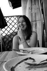 Kat makes a good meal (Timburntmusic) Tags: sea summer sun france gabriel photoshop john eos spain san surf waves box crowd 8 hossegor surfing josh adobe elements cannon travis pro medina jetski pill kerr sebastien quiksilver 2014 logie seignosse 450d quikpro caperton floerence cannoneos450d capberton