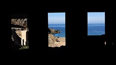 Through the windows (Franco & Lia) Tags: sardegna window mine sardinia finestra miniera argentiera