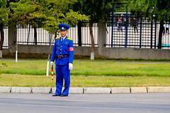 not as cute as the women in this uniform (jonas_k) Tags: travel northkorea pyongyang dprk pjöngjang