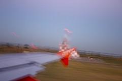Taking off (Marc Laroche/Niepceetdaguerre) Tags: voyage lagune aviation vol venise avion marcopolo ailes décollage aéroport 2013 floudebougé